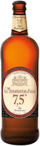 Birra Menabrea 7,5 Top Restaurant
