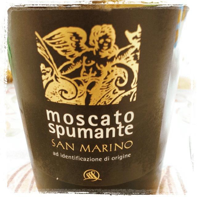 Moscato Spumante San Marino