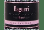 Bagueri Rosé Penina Methode Classique Goriska Brda