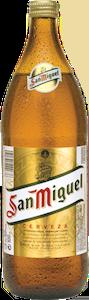 Cerveza San Miguel Birra Premium Lager