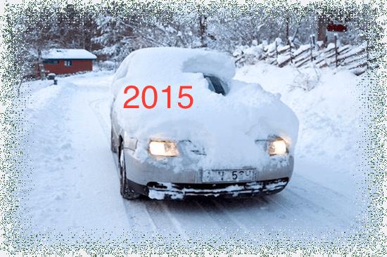 Test pneumatici invernali 2015