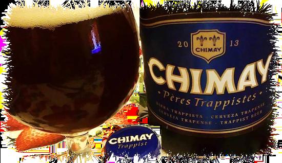 Chimay Blu 2013