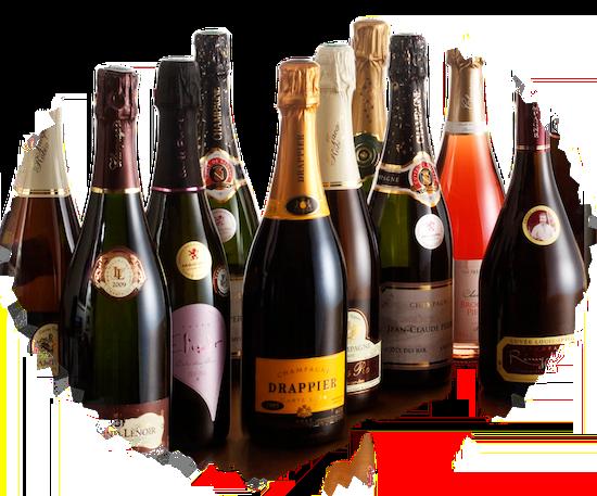I migliori Champagne