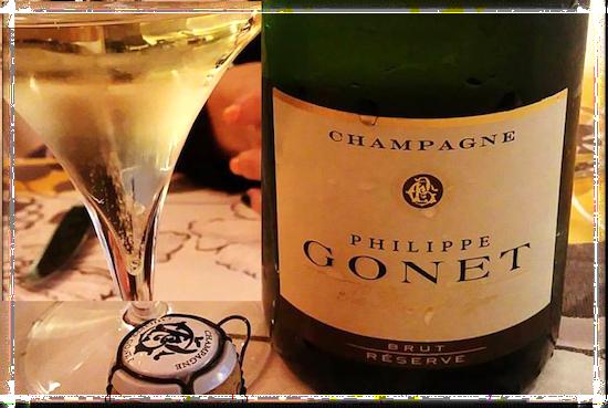 Champagne Philippe Gonet Brut Réserve
