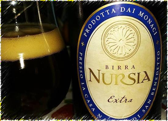 Birra Nursia Extra Ut Laetificet Cor