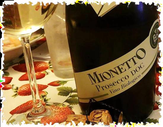 Mionetto Prosecco DOC Biologico Extra Dry