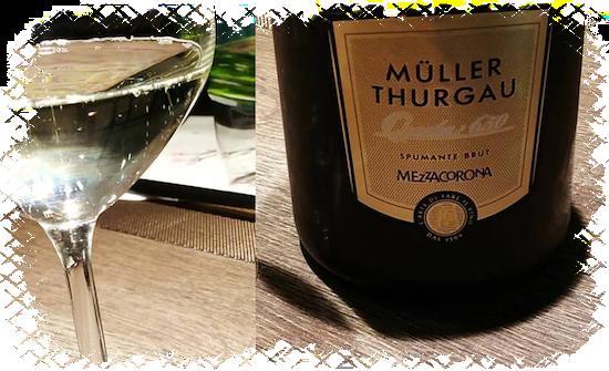 Muller Thurgau Quota 650 Spumante Brut Mezzacorona