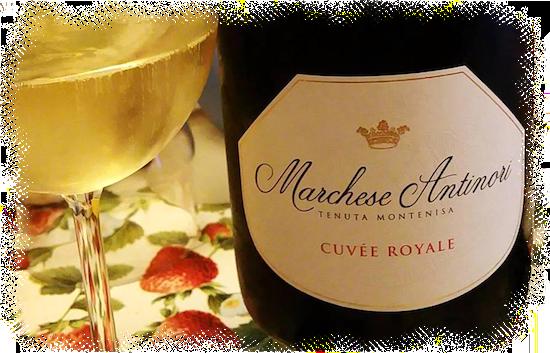 Tenuta Montenisa Cuvée Royale Brut Marchesi Antinori