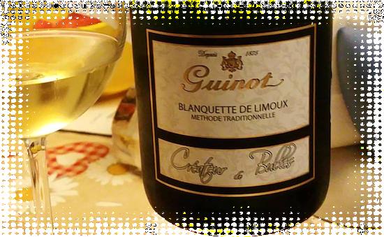 Guinot Blanquette de Limoux Methode Traditionelle AOC Brut