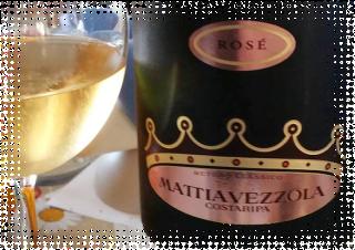 Mattia Vezzola Costaripa Brut Rosé Metodo Classico
