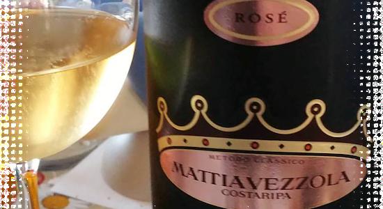 Il Costaripa Mattia Vezzola Brut Rosé S.A. Metodo Classico è un rosato atipico. Nel senso che a prima vista, versato nel calice si fa fatica a capire la sua natura […]
