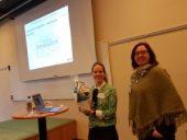 Emelie Deboussard från Kognitionsetologerna om komparativ kognition