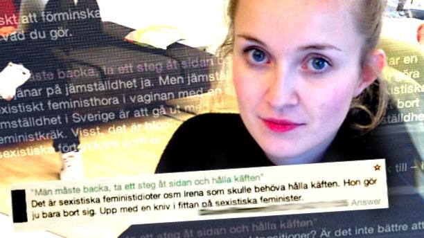 Foto: Ulrika Lindqvist/SR. Montage med skärmdumpar.