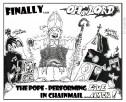 pope, religion, joke, comic