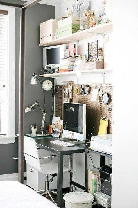 Как создать уютный и удобный домашний офис. Советы по организации работы в карантин