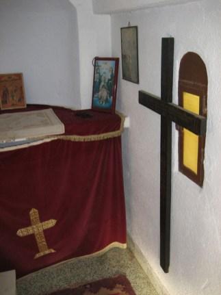 Novi Skit 112 - grob starca Josifa Isihaste 05