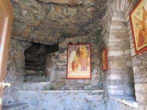 Simonopetra 051- Pećina Sv.Simona - 006