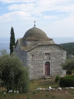 Velika Lavra 137 - okolina manastira