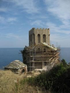 Velika Lavra 149 - manastirsko pristanište