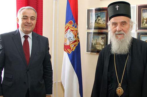 Састанак са директором Управе за вере