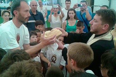 Фудбалска секција прославила је своју славу Светог Јустина Ћелијског