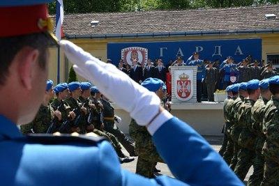 ОБАВЕШТЕЊЕ! Деца Свете Србије гости Гарде Војске Србије