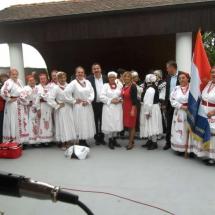 Hrvatsko srce hodočašće u Šumanovce Križevčani 077-1024
