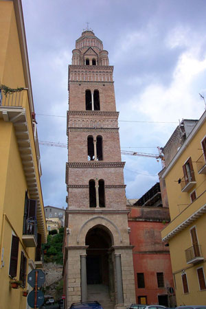 kambanarija na katedralata sv razmo gaeta
