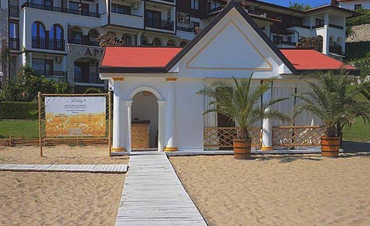 Пляжи Святого Власа фото