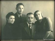 grandparents and children
