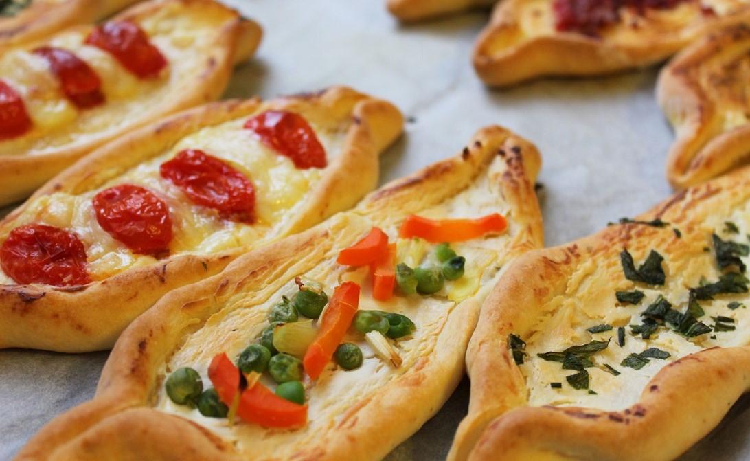 Pizzaschiffchen