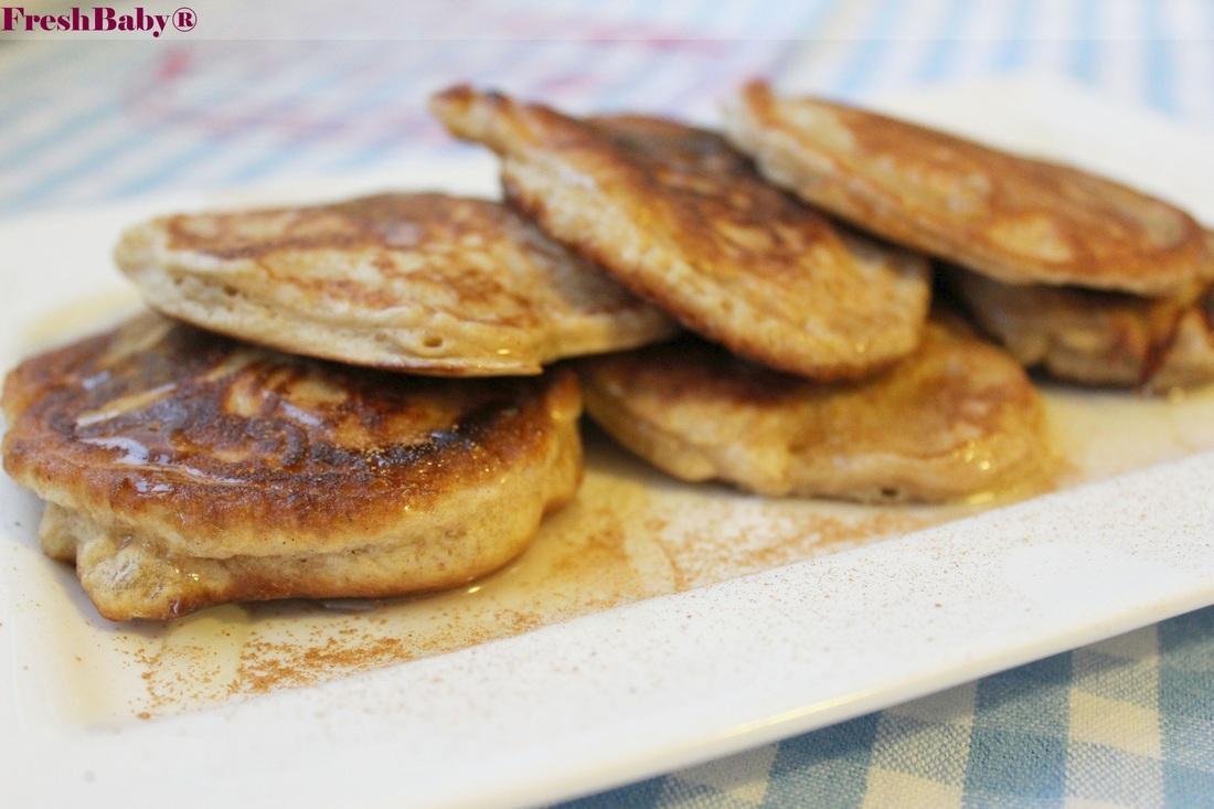 Zimt-Pancakes