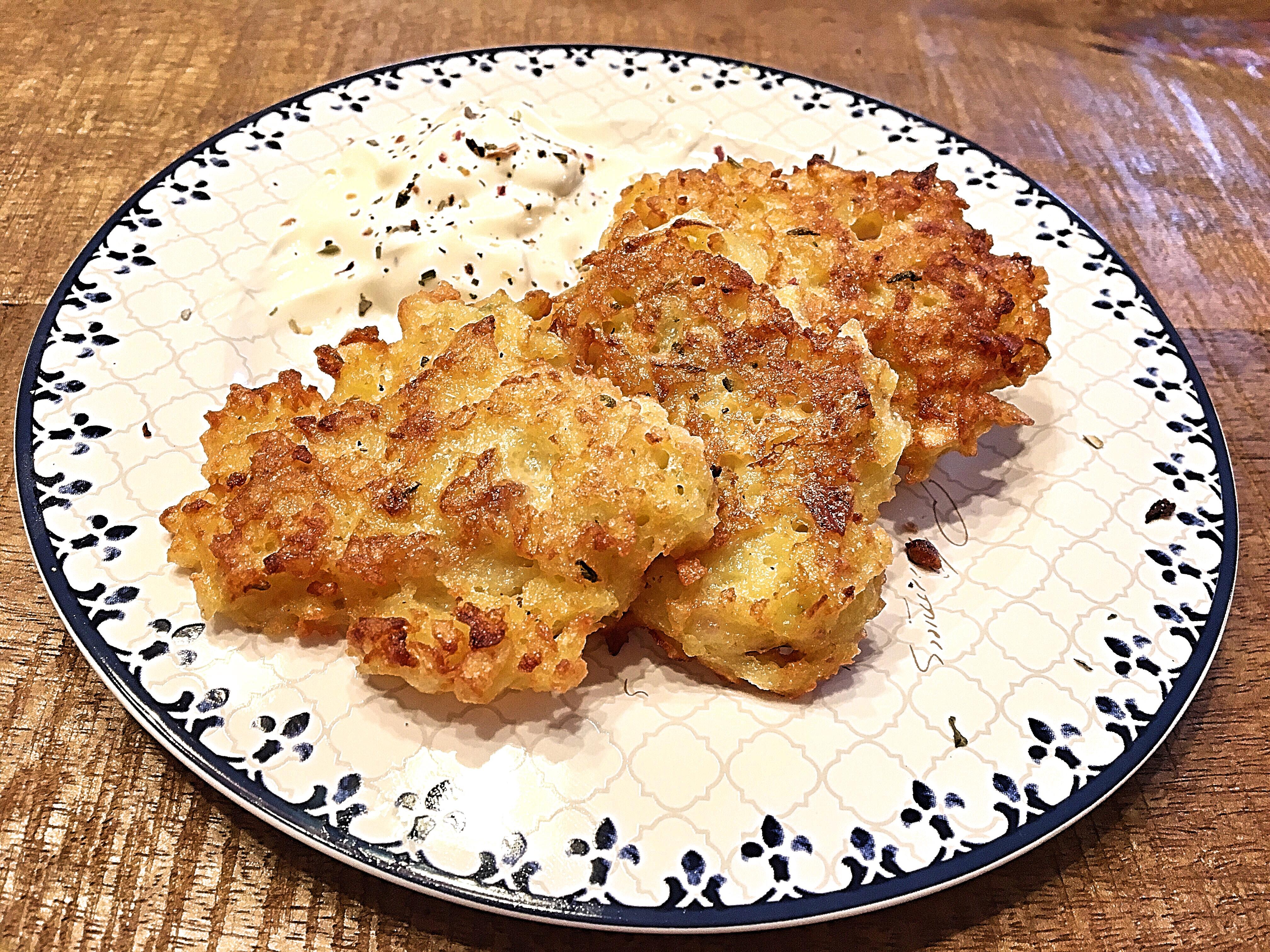 Kartoffelpuffer – ein schnelles und preiswertes Essen für die ganze Familie