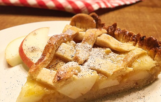 Apfel-Birnen Tarte