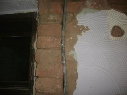 Типла у зиду