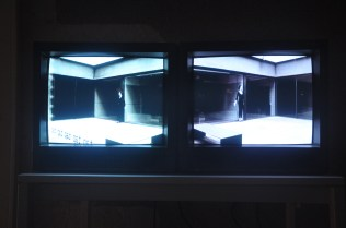 Prison de verre, 2012, video installation