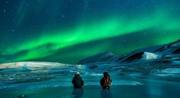 polární záře