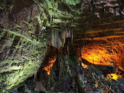 Jeskynní komplex uPolignano aMare