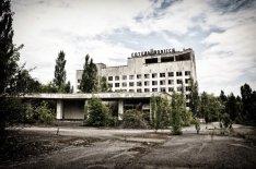 Černobyl a Pripjaťské město duchů. Foto: Pixabay