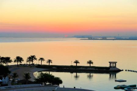 Svítání nad Perským zálivem
