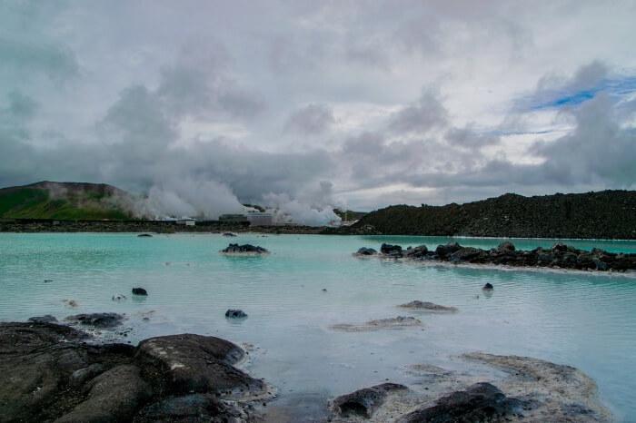 Modrá laguna
