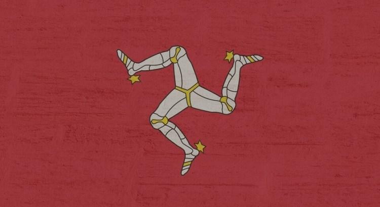 vlajka ostrova Man