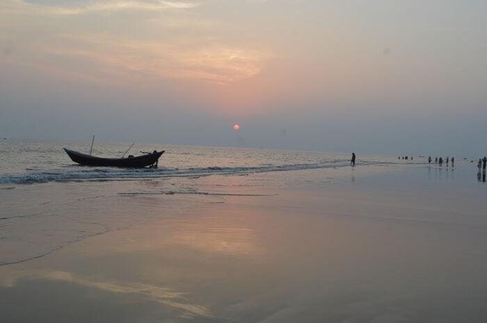 pláž bangladéš