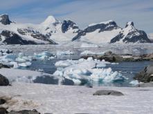 Antarktida dnes