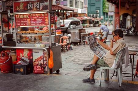 Chinatown vKuala Lumpur
