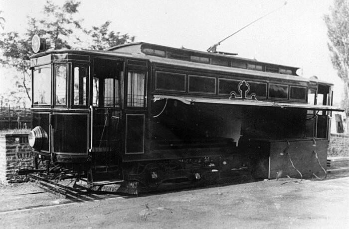 Pohřební tramvaj vPraze