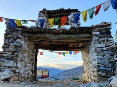 Mnohé kláštěry jsou staré tisíc let