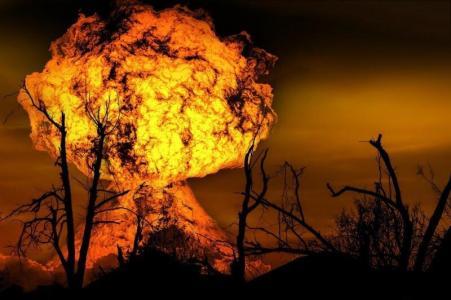 Ke světu bez lidí by mohl vést jaderný výbuch