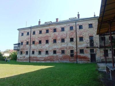 Bývalá věznice Uh. Hradiště