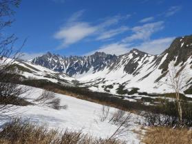 Oblast kolem Údolí smrti